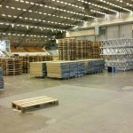 Hall D Materials - DH Logistics