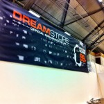 The DreamStore banner where you can get official DreamHack goodies!