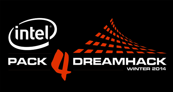 Intel Pack4DreamHack Winter 2014